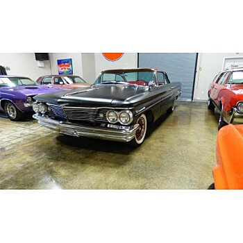 1960 Pontiac Bonneville for sale 101132335