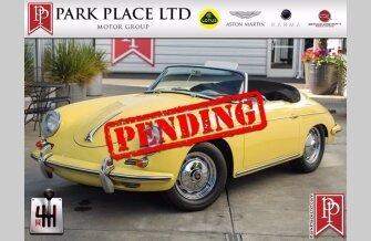 1960 Porsche 356 for sale 101561687