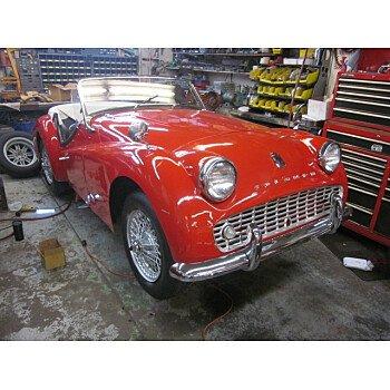 1960 Triumph TR3A for sale 100779772