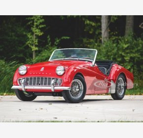 1960 Triumph TR3A for sale 101319612