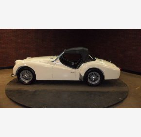 1960 Triumph TR3A for sale 101412596