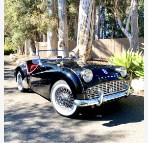 1960 Triumph TR3A for sale 101457244
