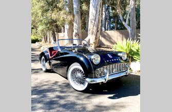 1960 Triumph TR3A for sale 101457244