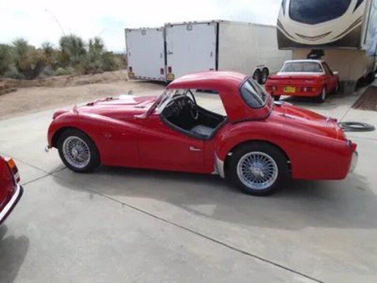 1960 Triumph TR3A for sale 101588610