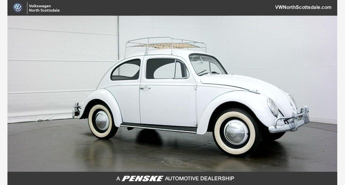 1960 Volkswagen Beetle for sale 100944001
