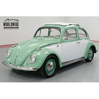 1960 Volkswagen Beetle for sale 101058584