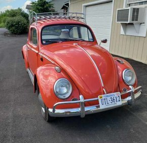 1960 Volkswagen Beetle Convertible for sale 101178167
