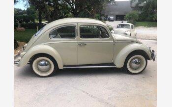 1960 Volkswagen Beetle for sale 101186382