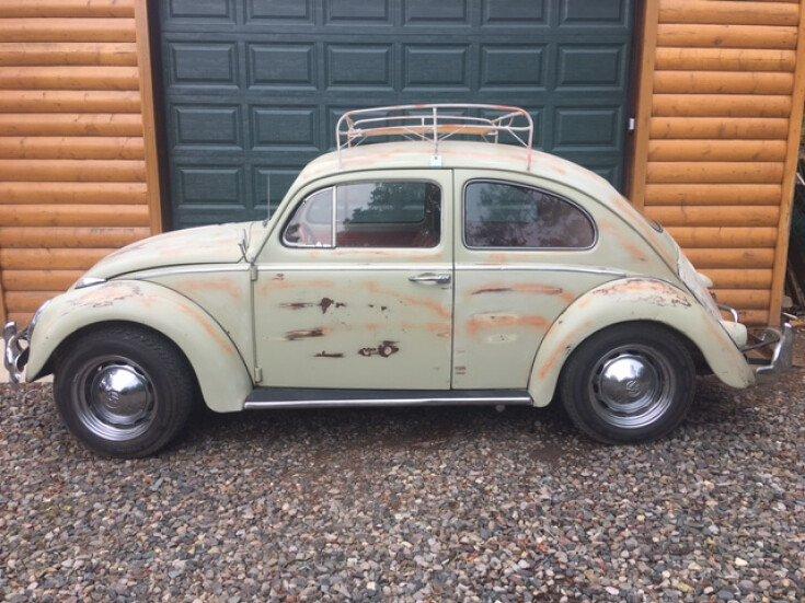 1960 Volkswagen Beetle for sale 101556695