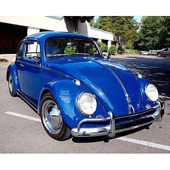 1960 Volkswagen Beetle for sale 101609471