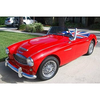 1961 Austin-Healey 3000 for sale 100972520