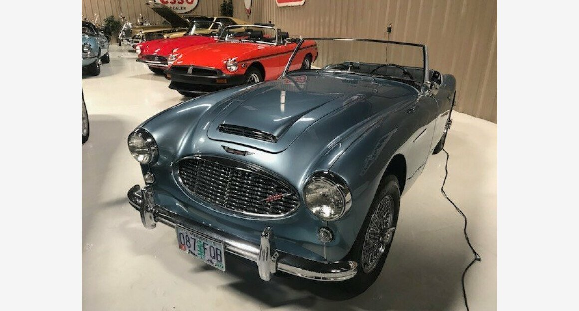 1961 Austin-Healey 3000 for sale 100982512
