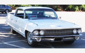 1961 Cadillac Fleetwood 60 Special Sedan for sale 101241661