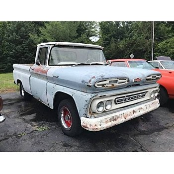 1961 Chevrolet Apache for sale 101051536