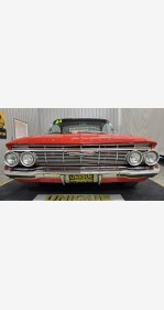 1961 Chevrolet Bel Air for sale 101201990