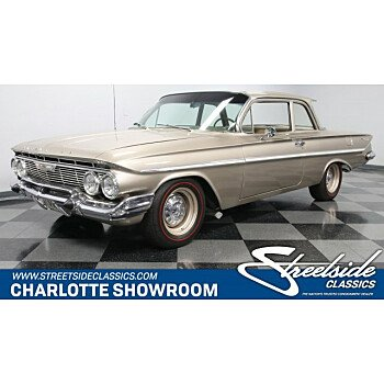 1961 Chevrolet Bel Air for sale 101243328