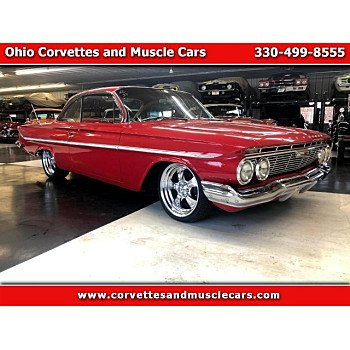 1961 Chevrolet Bel Air for sale 101288845
