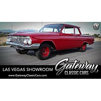 1961 Chevrolet Biscayne for sale 101254057