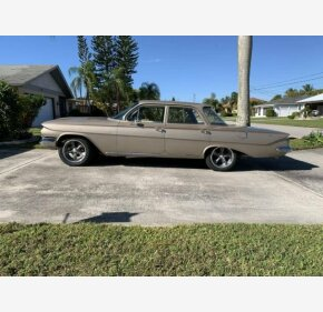 1961 Chevrolet Biscayne for sale 101261782