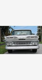 1961 Chevrolet C/K Truck 2WD Regular Cab 1500 for sale 100927565