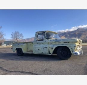 1961 Chevrolet C/K Truck for sale 101415092