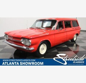 1961 Chevrolet Corvair for sale 101402925