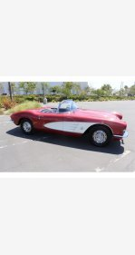 1961 Chevrolet Corvette for sale 100998564