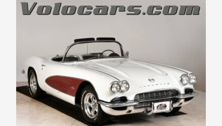 1961 Chevrolet Corvette for sale 101011561