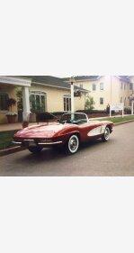 1961 Chevrolet Corvette for sale 101061804