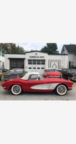 1961 Chevrolet Corvette for sale 101099502