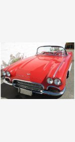 1961 Chevrolet Corvette for sale 101107501