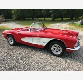 1961 Chevrolet Corvette for sale 101124869