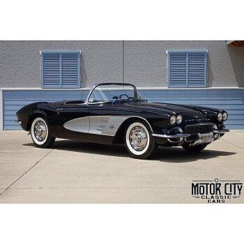 1961 Chevrolet Corvette for sale 101170067