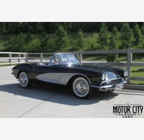 1961 Chevrolet Corvette for sale 101170067