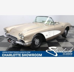 1961 Chevrolet Corvette for sale 101202731