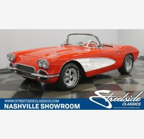 1961 Chevrolet Corvette for sale 101216270