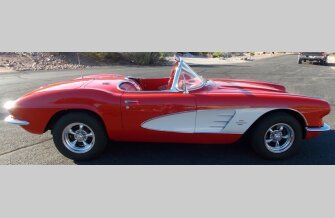 1961 Chevrolet Corvette for sale 101251683