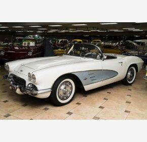 1961 Chevrolet Corvette for sale 101257151