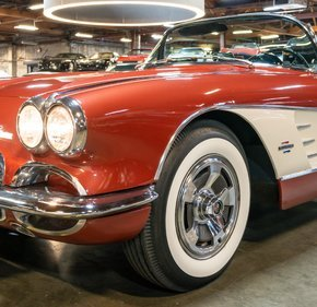 1961 Chevrolet Corvette Convertible for sale 101280879