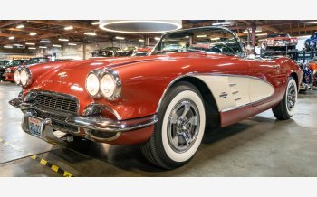 1961 Chevrolet Corvette Convertible for sale 101280879