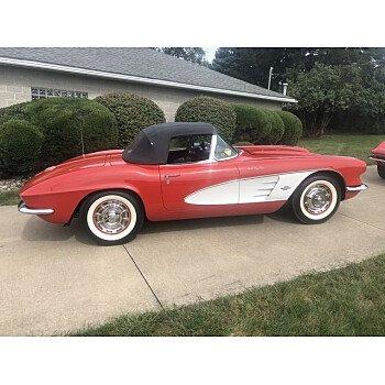1961 Chevrolet Corvette for sale 101319737