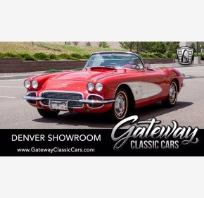 1961 Chevrolet Corvette for sale 101345005
