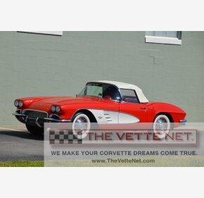 1961 Chevrolet Corvette for sale 101388165