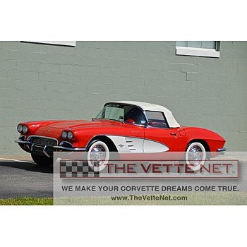 1961 Chevrolet Corvette for sale 101388165