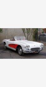 1961 Chevrolet Corvette for sale 101454597