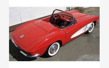 1961 Chevrolet Corvette for sale 101458484