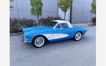 1961 Chevrolet Corvette for sale 101627320