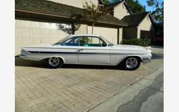 1961 Chevrolet Impala for sale 101052525