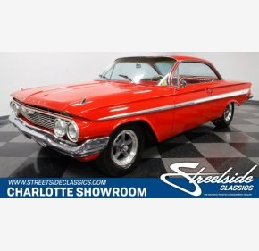 1961 Chevrolet Impala for sale 100978716