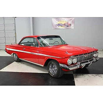 1961 Chevrolet Impala for sale 100981430